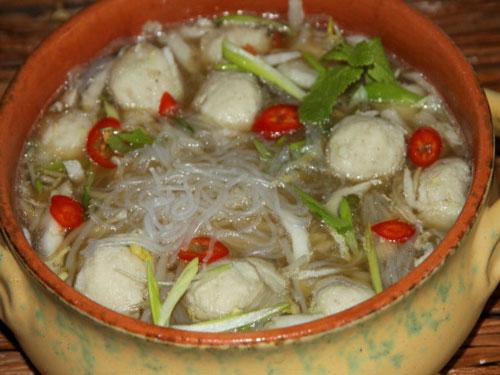 Рекомендуем суп с фрикадельками 33